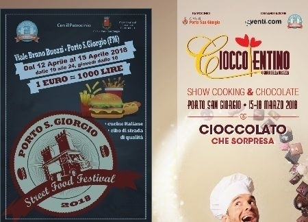 Cioccolentino e Street Food