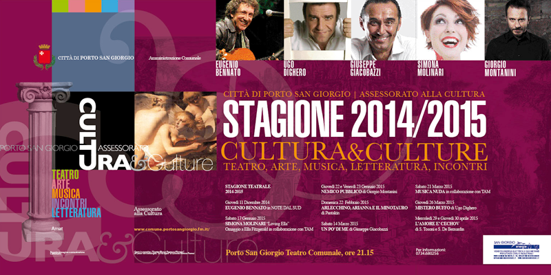 Stagione teatrale 2014-2015